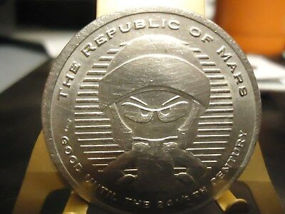 Marvin The Martin  - The Republic Of Mars  Token  Wb Store N.y.1999