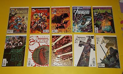 Marvel Avengers 465 to 503 to Finale -  Complete Run