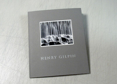 Henry Gilpin Signed Rare 1997 Monterey Museum Of Art Catalog For His Show