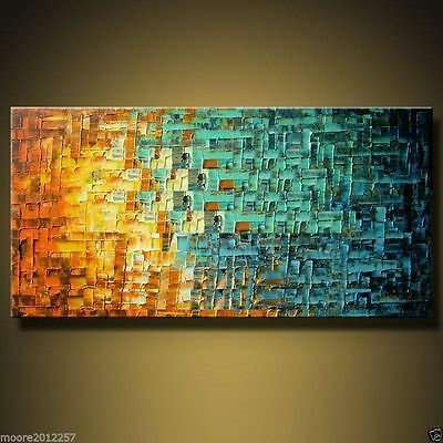 CHENPAT247 large modern abstract 100% hand-painted oil painting art on canvas