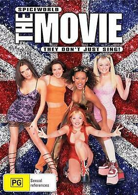 Spiceworld - Movie, The: 20th Anniversary Edition - DVD Region 4 Free Shipping!