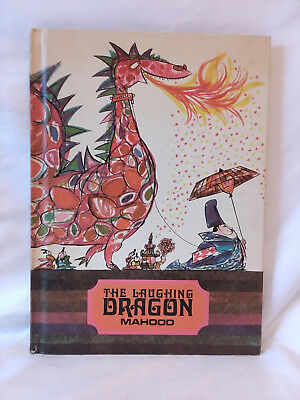 Kenneth Mahood THE LAUGHING DRAGON vintage 1970 large format HB book club