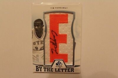 2013-14 SPA By the Letter Patch /Auto Tim Hardaway 23/35   !!