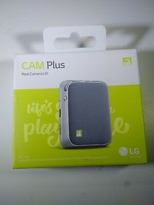 NEW Sealed LG G5 Cam Plus Camera CBG-700 Silver w/ Faster Shipping