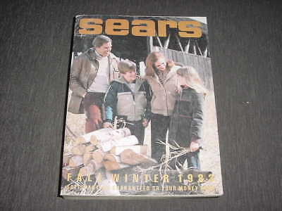 Sears fall & winter catalog 1983