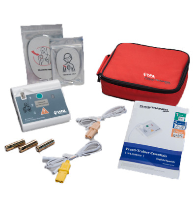 AED Practi-Trainer Essentials CPR AED TRAINER WNL# WL120ES10