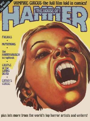 House Of Hammer 30 Issue Collection on DVD-ROM Free Shipping Monsters Monsters