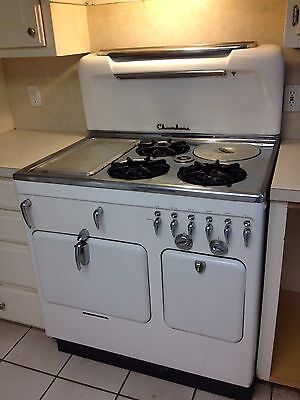 Vintage STOVE by Chambers Gas (Rachel Ray Style)