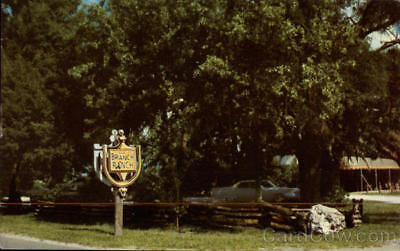 Plant City,FL The Branch Ranch Dining Rooms & Gift Shop Hillsborough County