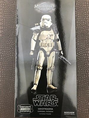 Star Wars Sideshow 1/6 Sandtrooper