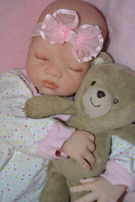 Adorable reborn baby girl  *Kimberly* Reborns by Jill