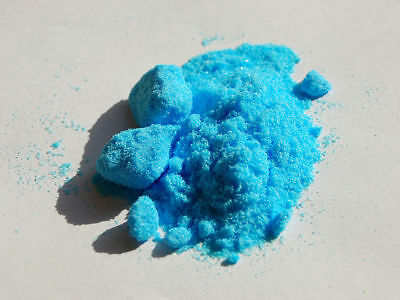 COPPER SULPHATE HEPTAHYDRATE / 99 % Copper Sulfate 1lb  Agricultural fertilizer