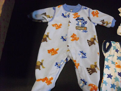 preemie boy heavyweight sleeper new without tags