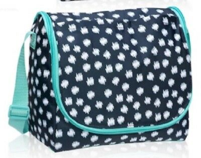 Thirty One Going Places Thermal Navy Doodle Dot New