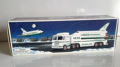 New 1999 Hess Tory Truck And Space Shuttle Mint Condition Sealed Box