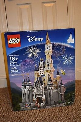 LEGO 71040 - The Disney Castle - New In Factory Sealed Box!!!