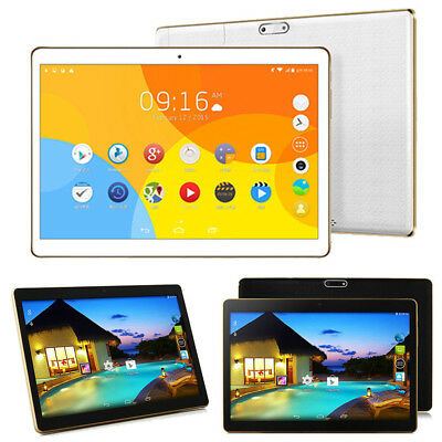 """10.1"""" Tablet PC 4G+64G Android 6.0 Octa-Core Dual SIM &Camera Phone Wifi Phablet"""