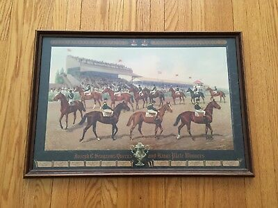 Seagrams Queen's And King's Plate Winners 1906