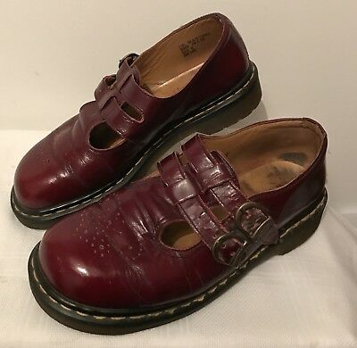 Vintage Dr Martens - Purchased In UK early 70s - Women's Size 10