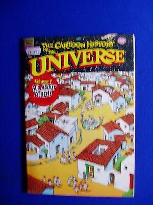 Cartoon History of Universe 7, underground by Larry Gonick.1st print. 1984 VFN