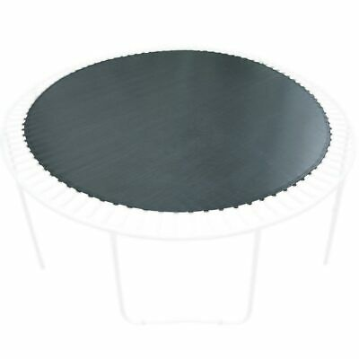 """Round Waterproof Trampoline Mat Replacement Fits 14' Frame 88 Rings 7"""" Spring"""