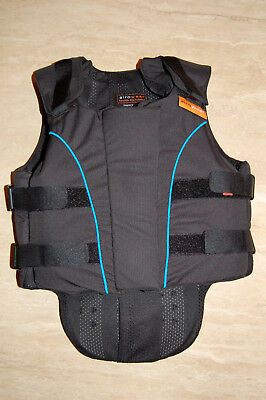 Brand New Airowear Equestrian Body Protection - Size Y3 Long