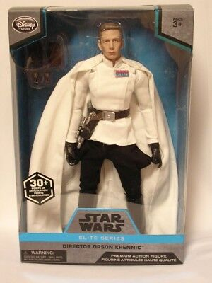 Star Wars Elite Series Director Orson Krennic NEU OVP