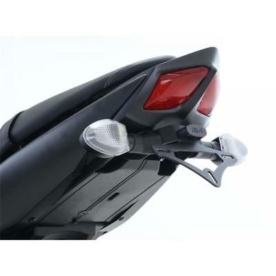 Support de Plaque R&G Racing Noir Suzuki Sv650n/S