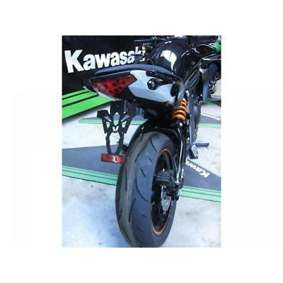Support de Plaque V Parts Noir Kawasaki Er6