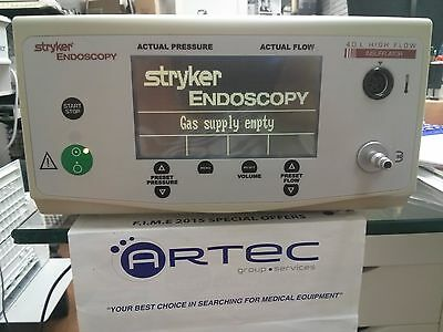 Stryker Endoscopy Inssuflator 40 L High Flow