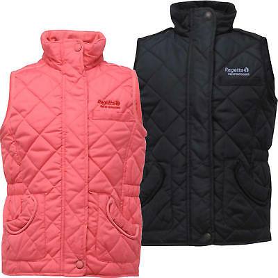 Regatta Gee Gee Girls Bodywarmer Gilet