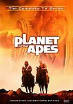 4 DVD Set - Planet of the Apes TV Series - Roddy McDowall