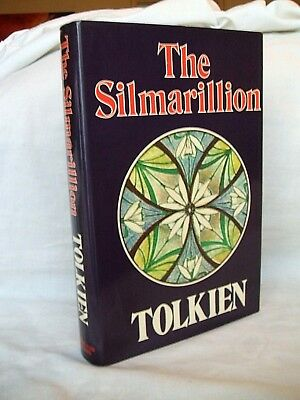 J R R Tolkien - The Silmarillion - First Export Edition 1977  - Fine as New Rare