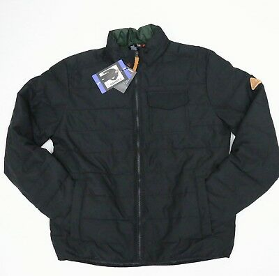 a8299542 NEW ROCK & Republic Men's Military-Style Canvas Jacket Charcoal Size ...