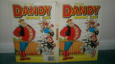 The Dandy Book Annual 1989 - Very Good -Unclipped £3.10