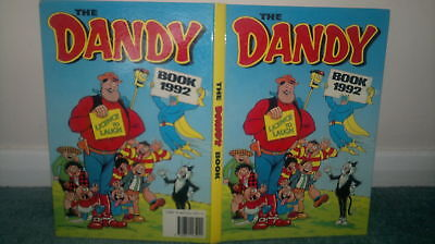 The Dandy Book Annual 1992 - Very Good -Unclipped £3.80