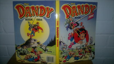 The Dandy Book Annual 1994 - Very Good- Unclipped £4.35