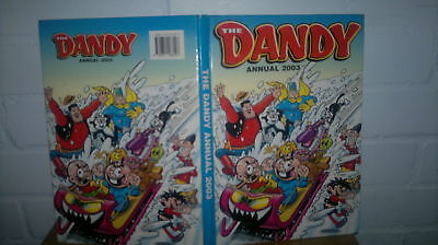 The Dandy Book Annual 2003 - Very Good- Unclipped £6.45