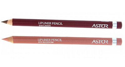 Astor Defining Lip Liner Pencil, Makeup Made By L'Oreal Paris Cassis Blossom