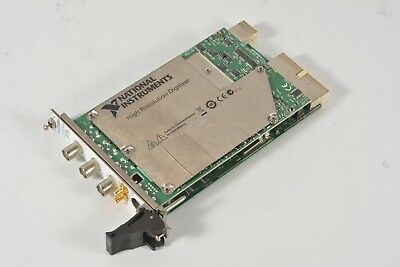 National Instruments NI PXI-5122 100 MHz, 100 MS/s, 14-Bit PXI Oscilloscope USA