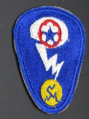 Original Us Army Manhattan Project Patch-Atomic Bomb-Los Alamos