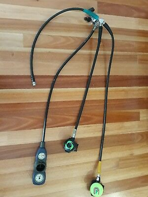 scuba diving dive oceanic stage regulator. Mares occy