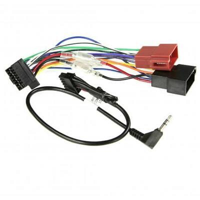 Aerpro Sony to ISO Harness w/ Patch Lead APP9SP3 Free Shipping!