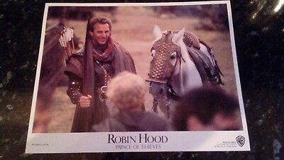 Robin Hood: Prince of Thieves. Set of 7 x stills.