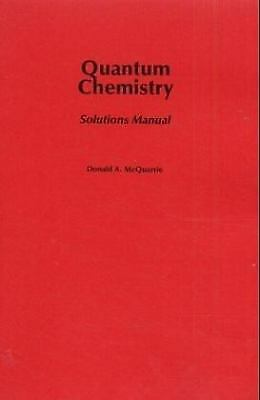 Quantum chemistry solutions manual by mcquarrie donald a 1144 quantum chemistry solutions manual by donald a mcquarrie fandeluxe Images