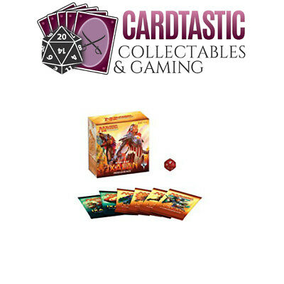 Magic the Gathering Rivals of Ixalan Prerelease Pack