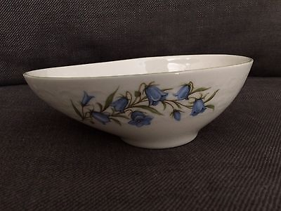 Crown Staffordshire Bluebell Avocado Bowl