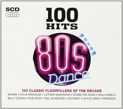 Various Artists - 100 Hits: 80s Dance - Various Artists CD 6GVG The Cheap Fast