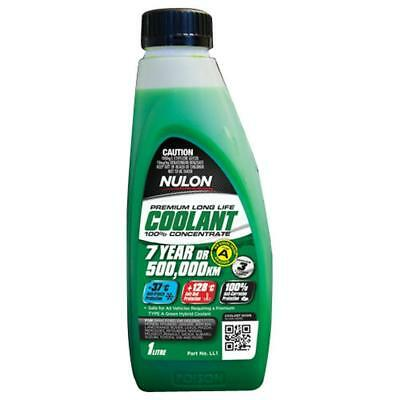Nulon Long Life Concentrated Coolant 1L LL1 Free Shipping!