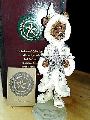 """Polaris and The North Star On Ice"" Boyd's BEARS Folkstone 1997"